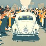 A Bogárról emlékezett meg a Volkswagen egy megható kisfilmben