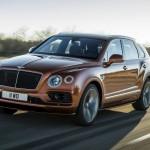 Tovább erősödött a Bentley Bentayga
