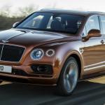 Üzemanyagszivárgás miatt hívnak vissza 6000 Bentley Bentaygát