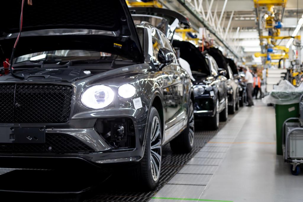 Nem hagyja el a Bentley Angliát még egy megállapodás nélküli Brexit esetén sem