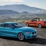 Megújult a 4-es sorozatú BMW