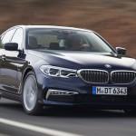 Bemutató: BMW 5-ös sorozat (2017)