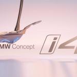 Alakot öltött a BMW eleketromos Gran Coupe tanulmánya