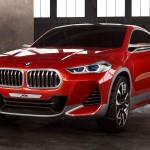 Újabb sportos szabadidő-terepjáró a BMW-től