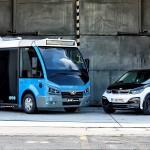 Városi buszba ültetik át a BMW i3 hajtásláncát