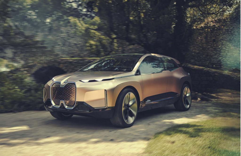 Az új önvezető BMW…hmm…szép lesz (?)