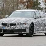 BMW M3 prototípus: elkapva