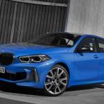 Elől hajt és kizárólag ötajtósként kapható az új 1-es BMW