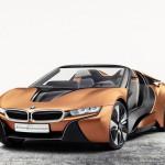 BMW i8: jön a nyitott változat