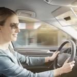 Virtuális napellenzőt villantott a Bosch