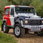 Hivatalosan is a Jaguar-Land Rover család tagja lett a Bowler