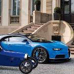 Kisautó a Bugattitól, nem csak gyerekeknek
