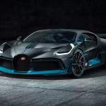 Elektromos modellben gondolkodik a Bugatti is