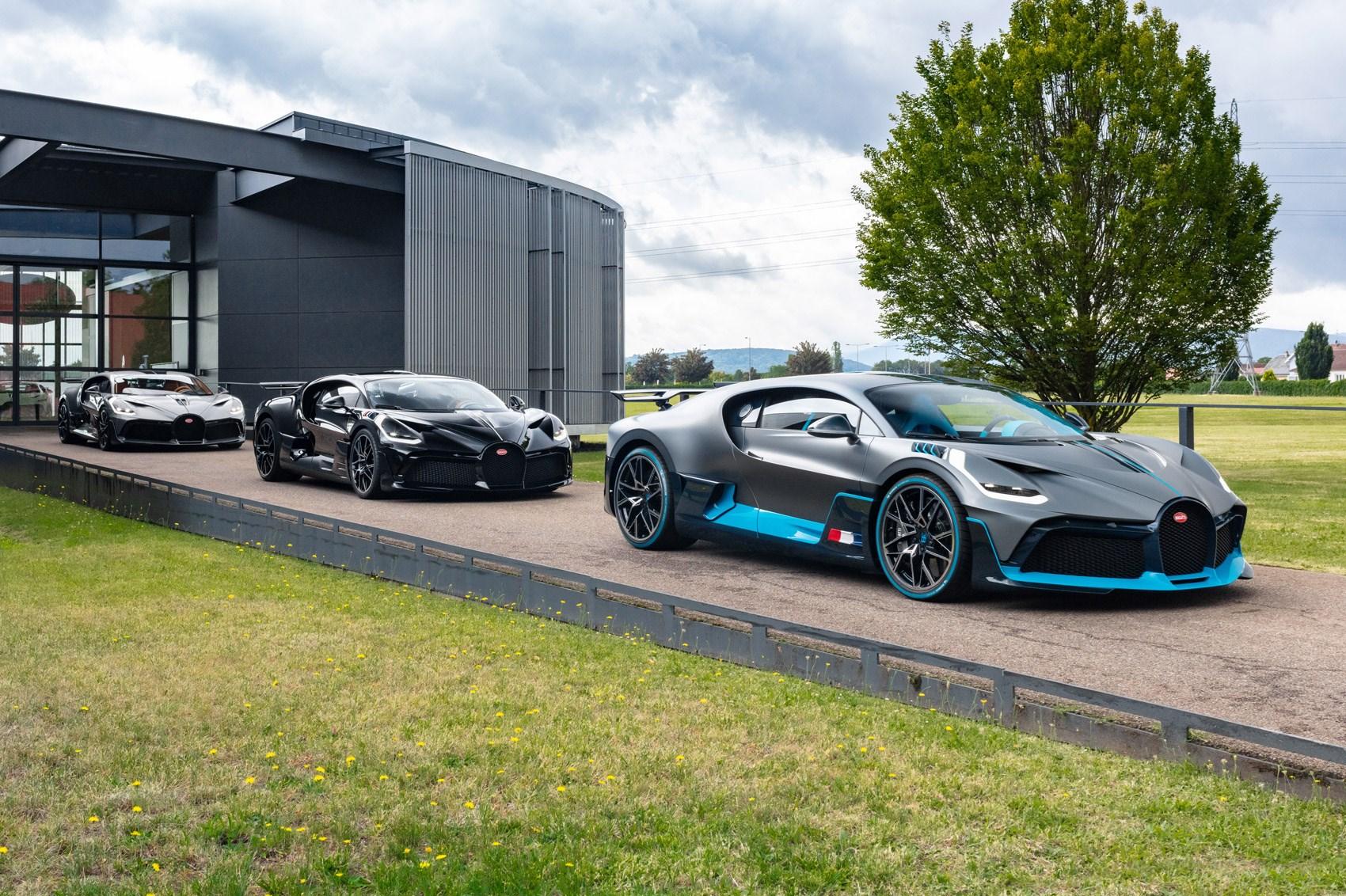 Horvát elektromos márka kezébe kerülhet kompletten a Bugatti
