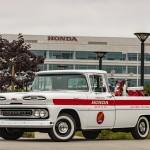 Chevrolet felújítással ünnepel a Honda Amerikában