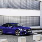 Erős hibridként is kapható az új Audi A6
