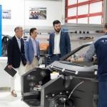 Elektromos sportkocsit fejleszt közösen a Hyundai-Kia és a Rimac
