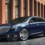 Megújult a Cadillac XTS