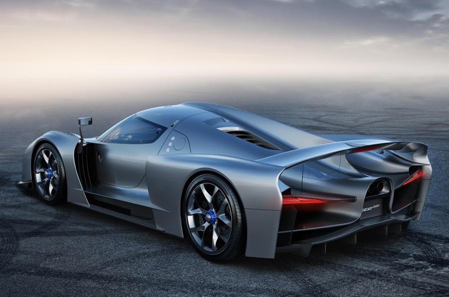 Amerikában is készülhet az F-1-es teljesítményekre képes szuper-sportkocsi