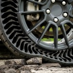 Közösen tesztel levegő nélküli gumikat a Michelin és a General Motors