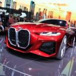 Látványos koncepcióként mutatkozott be az új 4-es BMW