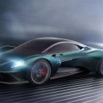 Manuális váltóval is kérhető lesz az új Aston Martin Vanquish