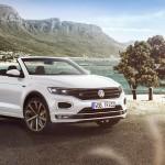 Frankfurtban mutatja be a VW a T-Roc kabrió változatát