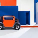 Kétszemélyes jogosítvány nélkül vezethető elektromos koncepciót mutat be a Citroen