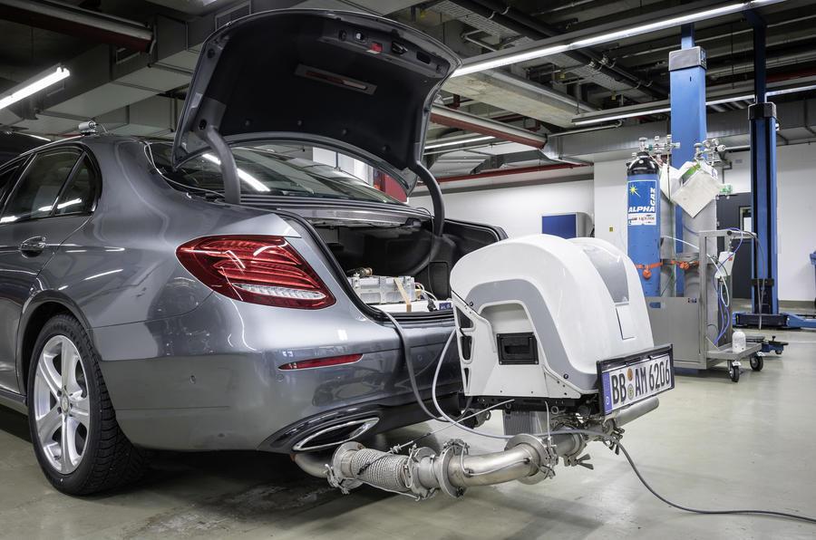 Mercedes-Benz WLTP-Workshop