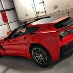 Elkészült a Corvette kombiváltozata