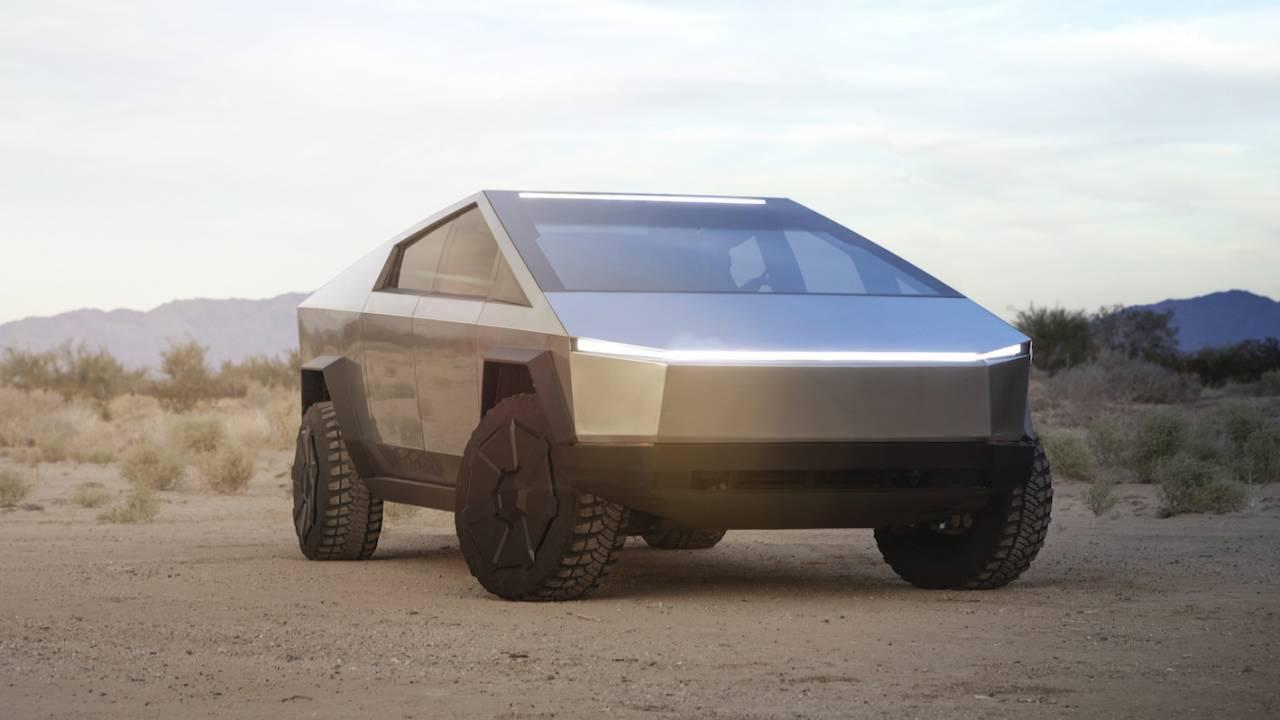 Idén bemutatkozhat még a Tesla Cybertruck végleges verziója