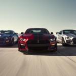 Lovat ennyire még senki sem hergelt fel, avagy itt az új Shelby GT500