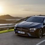 Bemutatkozott az új Mercedes CLA