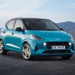 Agresszív tekintettel mutatkozott be a Hyundai i10 új generációja