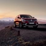 Ráncfelvarrást kap a Renault Koleos