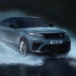 Igazi erőművész a Range Rover Velar legújabb kivitele