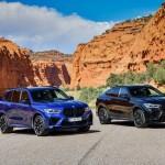 Hatszáz lóerő fölötti teljesítménnyel mutatkozott be a BMW X5 és az X6 M-es kivitele