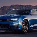 Kalapács alá kerül a Chevrolet Camaro eCOPO elektromos koncepció
