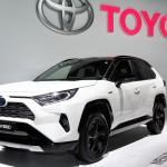 Magasan a Toyota volt a legkeresettebb idén
