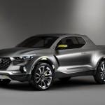 Készül a Hyundai saját pickupja