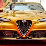 Bearanyozta az Alfa a Mille Miglia idei bemutatóját