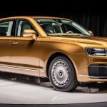 Megtartotta európai premierjét Putyin új autómárkája