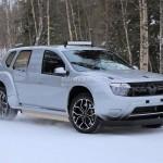 Elektromos Dacia Duster bukkant fel az északi sarkkörnél
