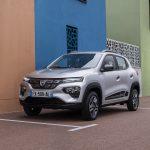 Megérkeztek a menetdinamikára vonatkozó adatok is a Dacia elektromos autójával kapcsolatban