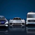 A Mercedes is elkezdte az átállást az elektromos jövőre