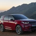 Modernebb belsőt és kecsesebb külsőt kapott a Land Rover Discovery Sport
