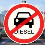 Már az autópályákról is tiltanák a régebbi dízeleket a németek