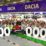 Elkészült az 500 ezredik új generációs Duster