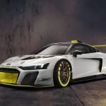 Bemutatta a legújabb, egyben legerősebb megvásárolható versenyautóját az Audi
