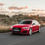 Hibridesíti az RS palettát az Audi
